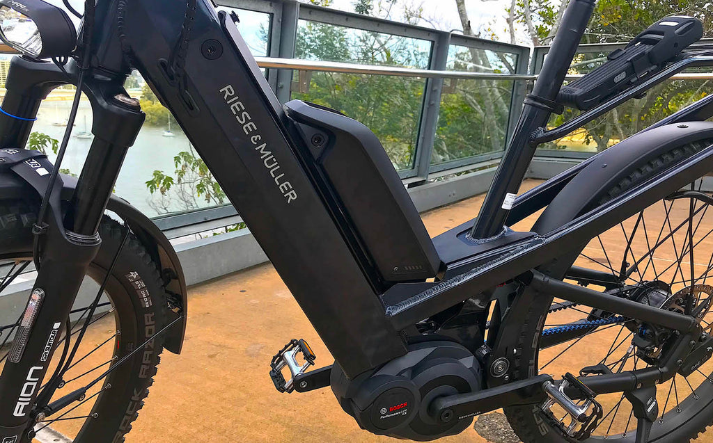 Riese & MULLER Homage GX Rohloff Electric Bike