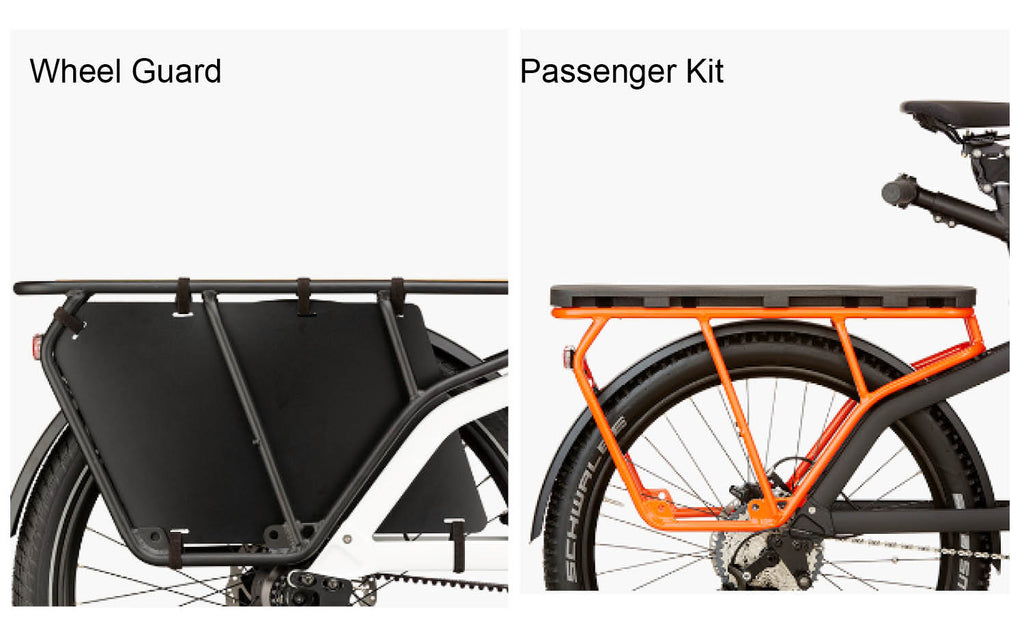 Riese & Muller Multicharger cargo ebike 2020 accessories