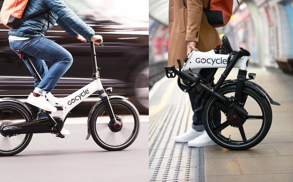 The GoCycle EBike Platform and Key Model Difference