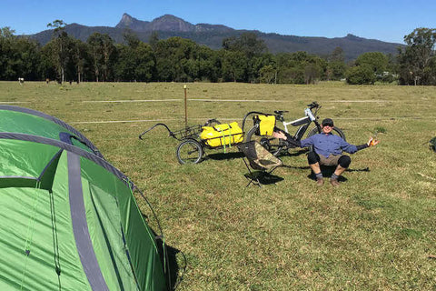 EBIke Touring Tips from Bike Packing Pros