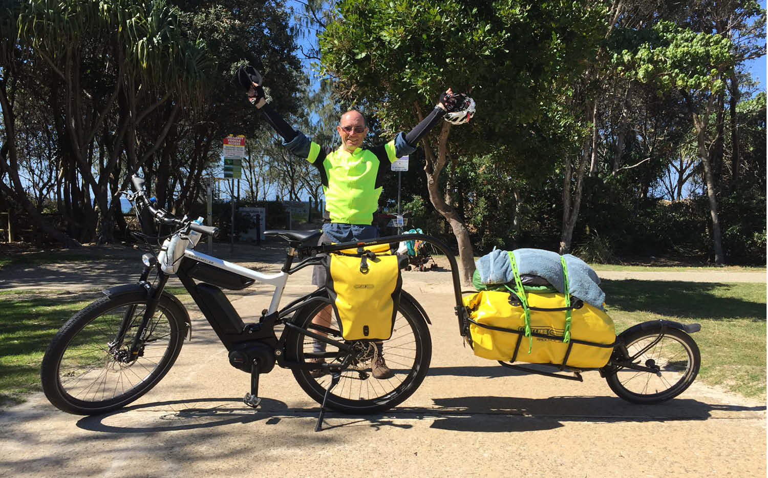 Electric Bikes Explorer Rides and Bikepacking Tours