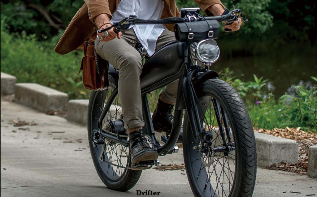 Vallkree Drifter electric bike