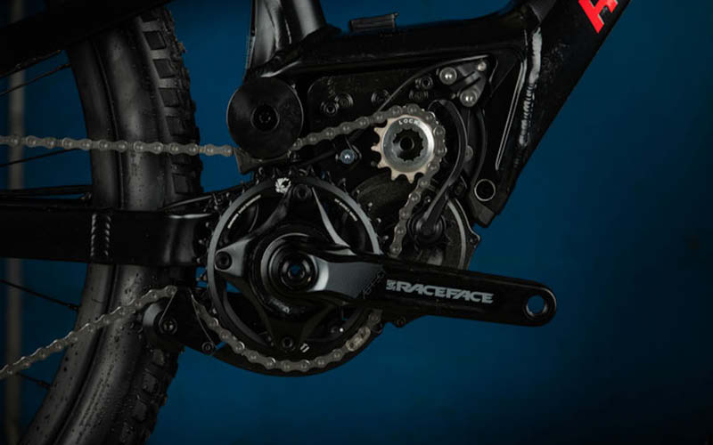 Rocky Mountain Powerplay eMTB Motor