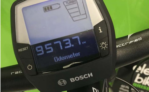 Electric bike odometer | Electric Bikes Brisbane