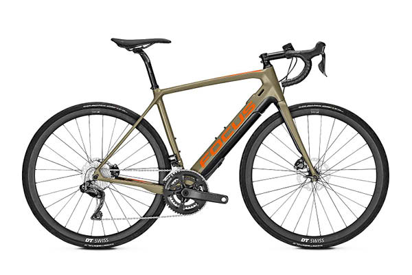 Focus Paralane2 9.8 carbon road ebike
