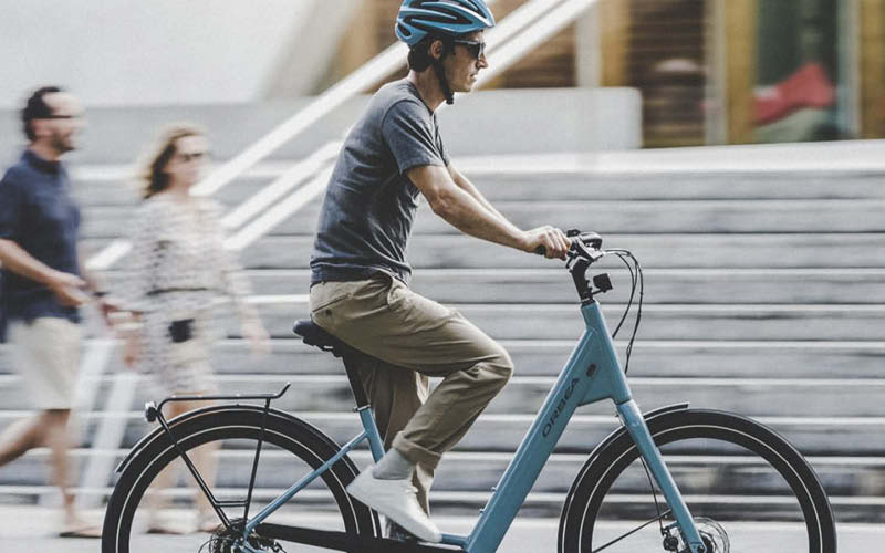 Orbea Optima E40 urban electric bike