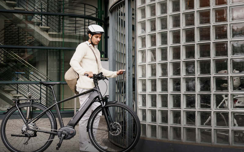 Kalkhoff Endeavour Move 5.B electric bike 625Wh