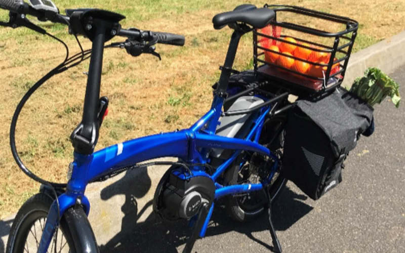 Why I love my Tern Vektron folding e-bike
