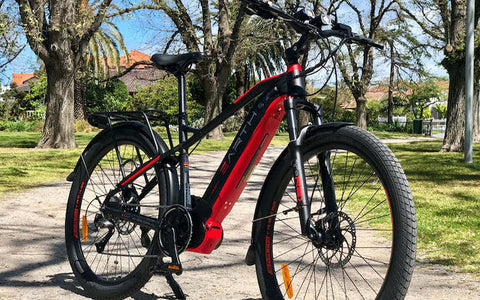 Earth T-Rex 650B Trekking e-Bike 700Wh