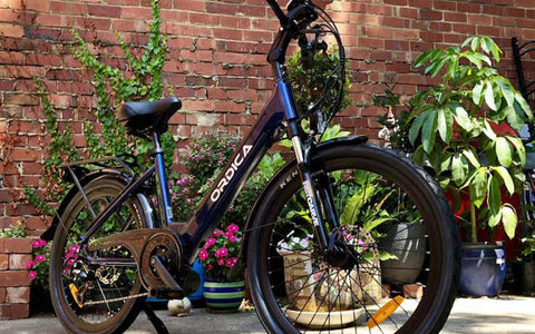 "Ordica Neo Mid 24"" Stepthrough E-Bike"