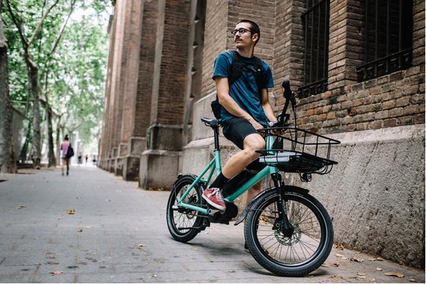 Orbea Katu E-20 compact electric bicycle