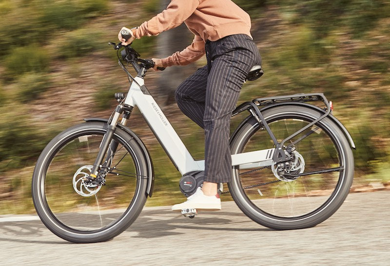 Riese & Muller Nevo GT electric bike