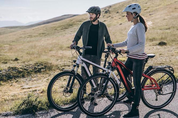 Riese & Muller New Charger Mixte ebike