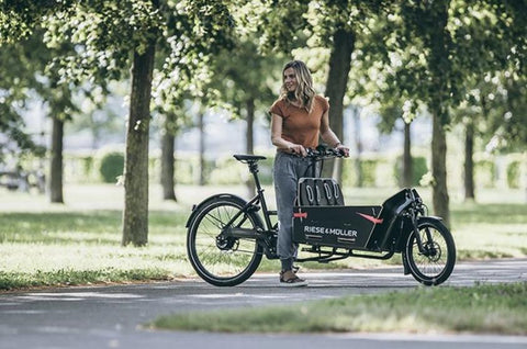 Riese & Muller Packster 60 Cargo Electric Bike