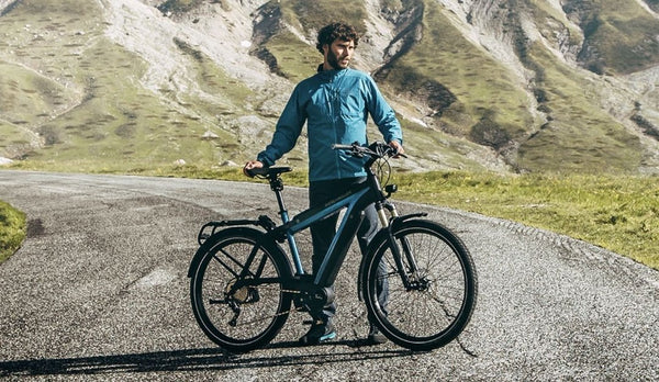 Riese & Muller SuperCharger 2018 electric bike