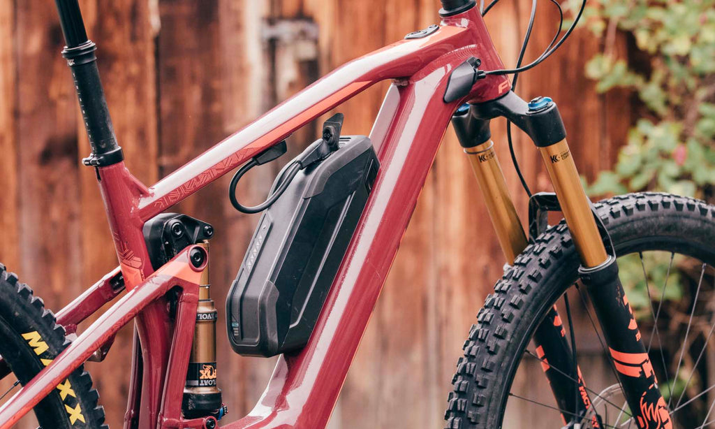 Focus Sam2 eMTB with dual battery