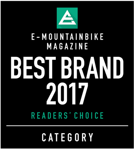 E-Mountainbike Magazine best brands 2017
