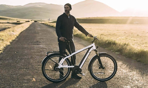 Riese & Muller New Charger electric bicycle