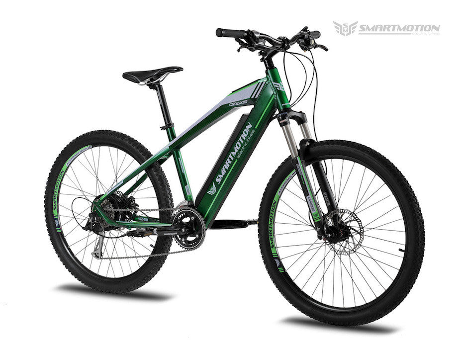 SmartMotion Catalyst electric bicycle