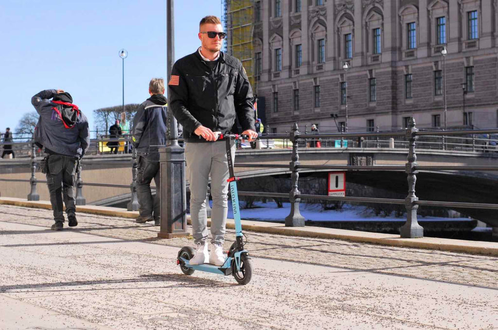 Inokim Super Light 2 electric kick scooter