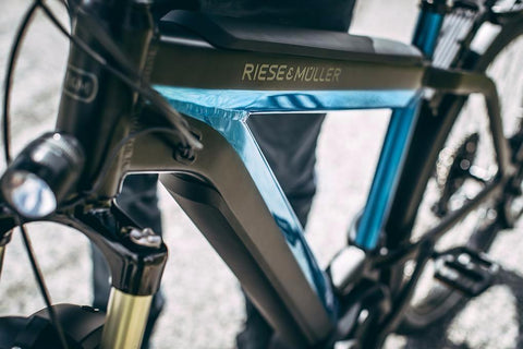 Riese & Muller Supercharger ebike @ Electric Bikes Brisbane