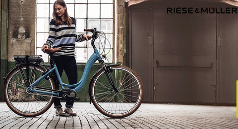 Comfort electric bike