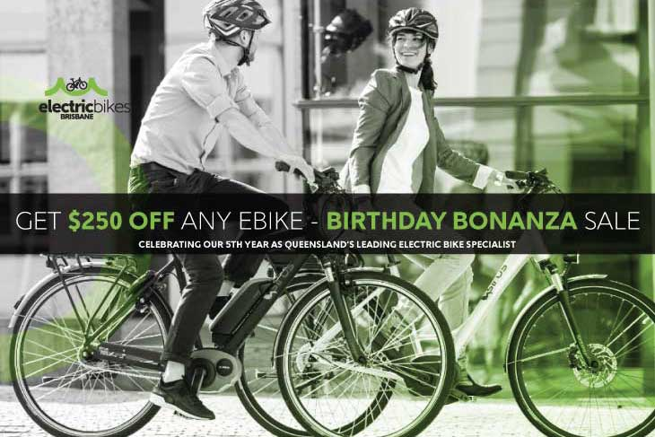 Birthday Bonanza Sale