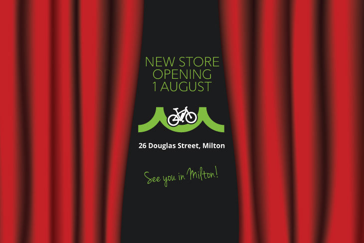 New Store Opening 1 August