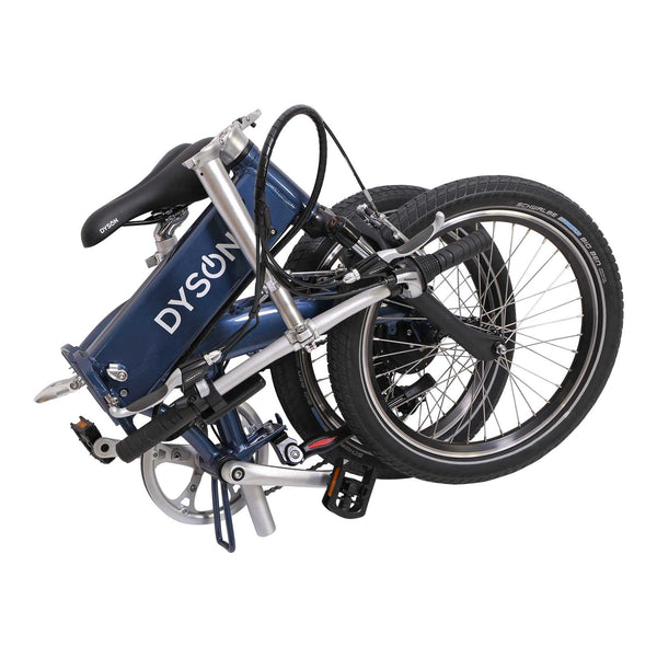 "Dyson 20"" folding electric bike"