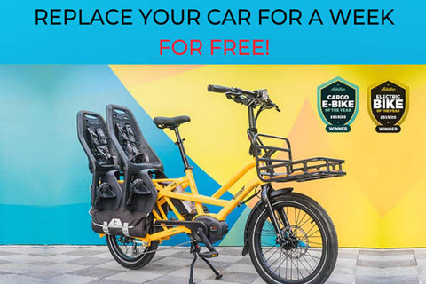 Try a Tern GSD for free. Cargo ebike trial | Electric Bikes Brisbane