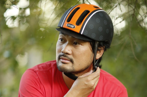 Guide to fitting your bicycle helmet