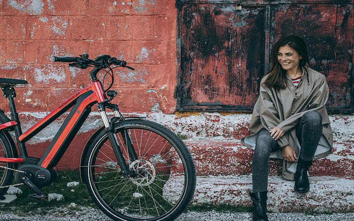 Riese & Muller Charger Mixte electric bike
