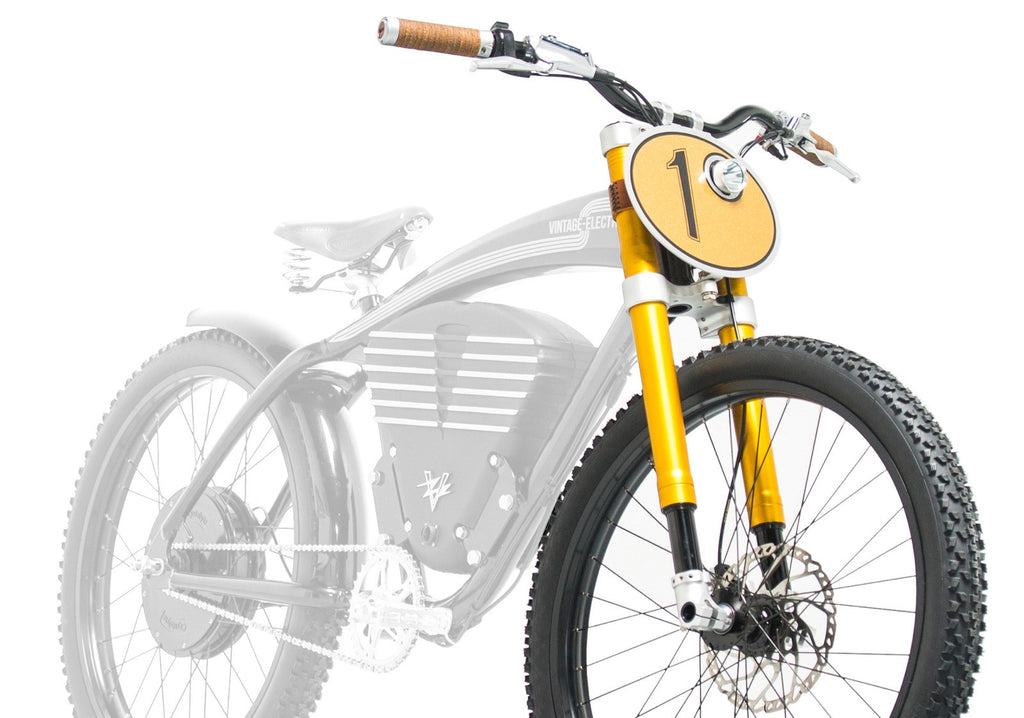 Vintage Electric Scrambler electric bicycle @ Electric Bikes Brisbane Milton