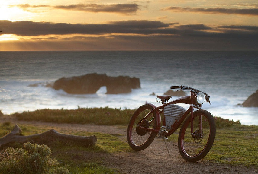 Vintage Electric Bikes Old School Cool Meets New Age