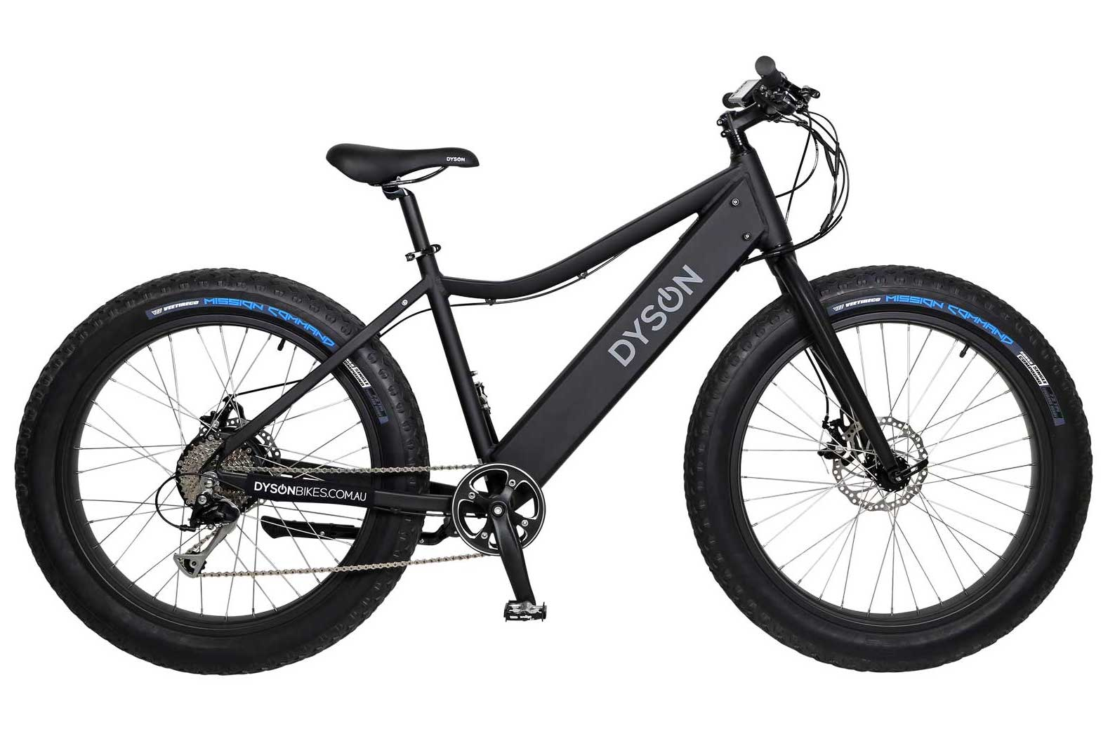 Dyson Thredbo Electric Fat Bike
