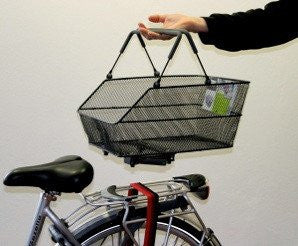 Basil Cento Bassolid Rear Basket Quick Release