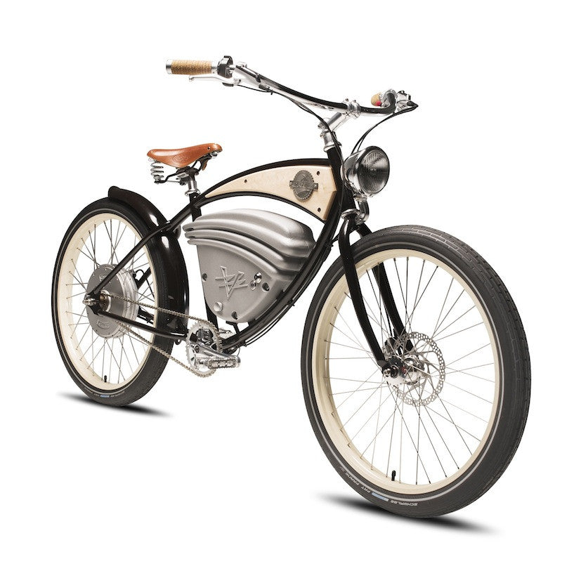vintage electric cruz ebike electric bikes brisbane. Black Bedroom Furniture Sets. Home Design Ideas