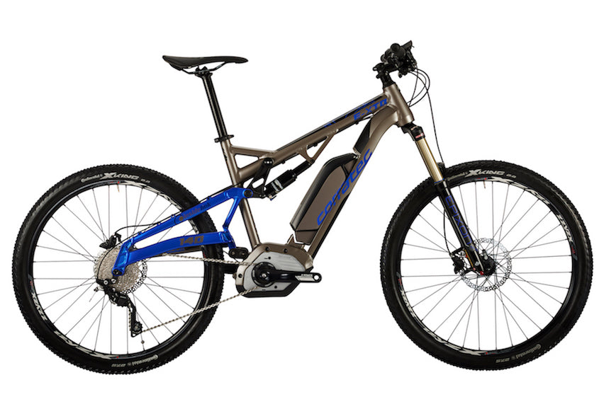 Corratec E Xtb Cx 500 Full Suspension E Mtb Ex Demo Electric