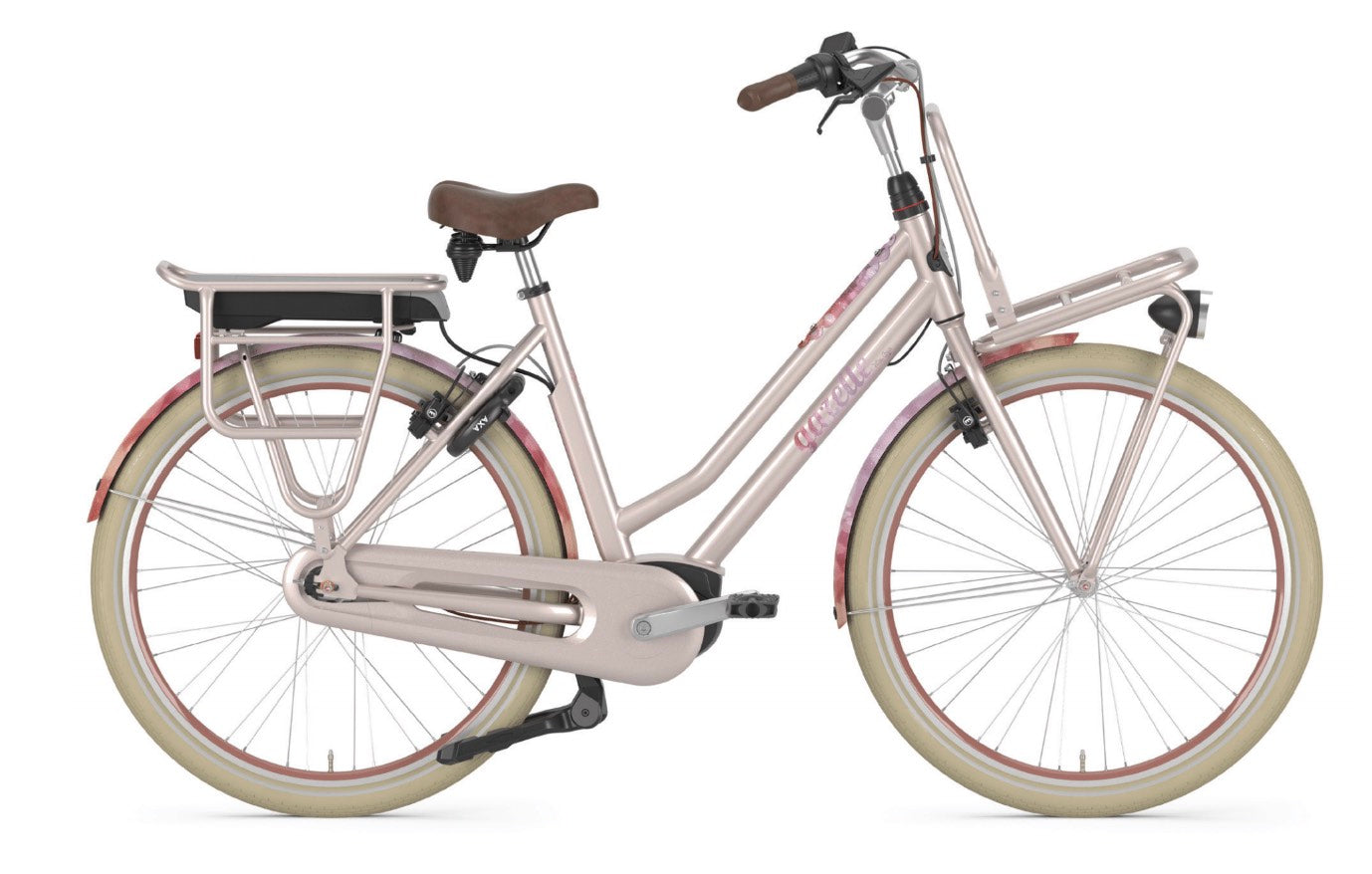 Verwonderend Gazelle Miss Grace C7 comfort electric bike - Electric Bikes Brisbane IT-12