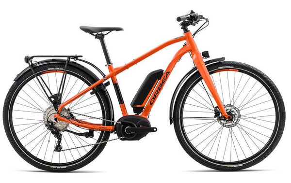 Orbea Keram commuter ebike with Bosch Performance CX