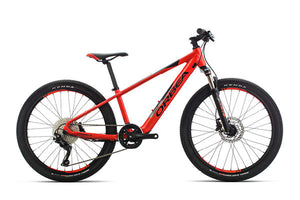 Orbea eMX 24 eMTB for Kids - Red