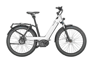 Riese & Muller Nevo GT ebike - Pure White