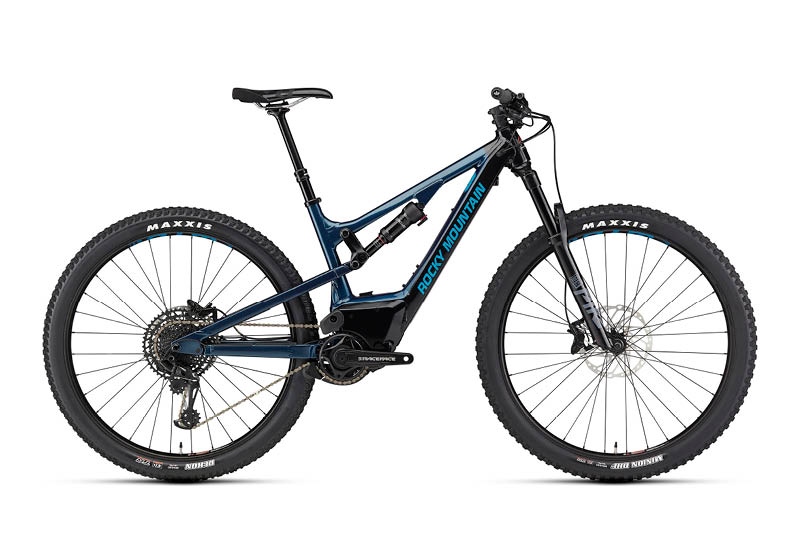 Rocky Mountain Instinct Powerplay Alloy 50 eMTB