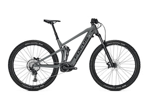 Focus Thron2 6.8 EBike 625Wh Grey | Electric Bikes Brisbane