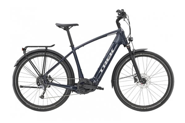 Trek Allant+ 7 crossbar electric bike 500Wh