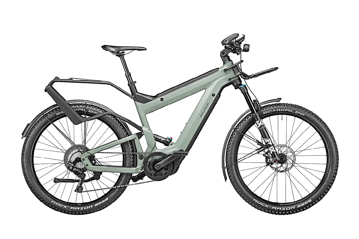 Riese & Muller Superdelite E Bike 2020 - Warm Silver Matt