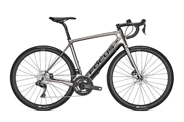 Focus Paralane2 9.8 road ebike - anthracite
