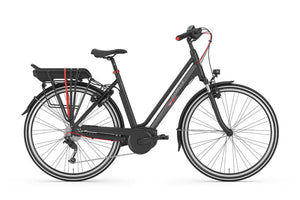 Gazelle Vento T9 stepthrough electric bike