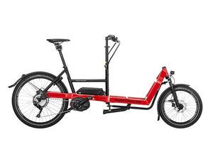 Riese & Muller Packster 40 Cargo E Bike 2020 - Racing Red