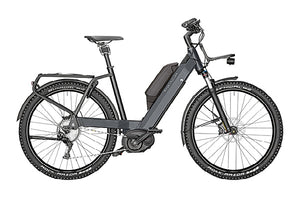Riese & Muller Nevo GT ebike - Lunar Grey with GX Option